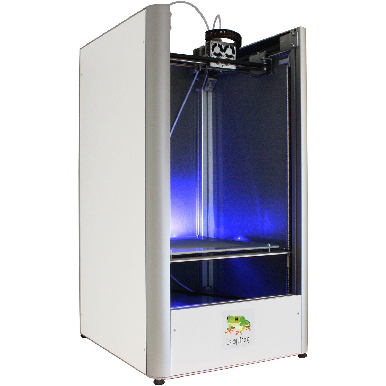 Compare MakerBot Replicator Z18 3D Printer vs Leapfrog Creatr XL
