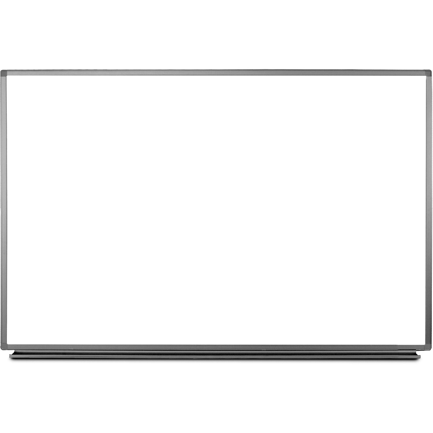 luxor wall mountable magnetic whiteboard 60 x 40 - Magnetic White Board