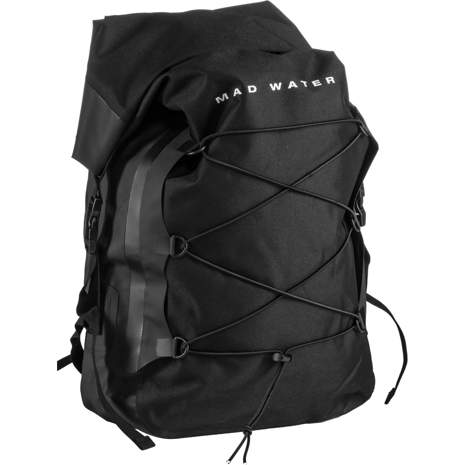 Mad Water Classic Roll-Top Waterproof Backpack M43100 B&H Photo