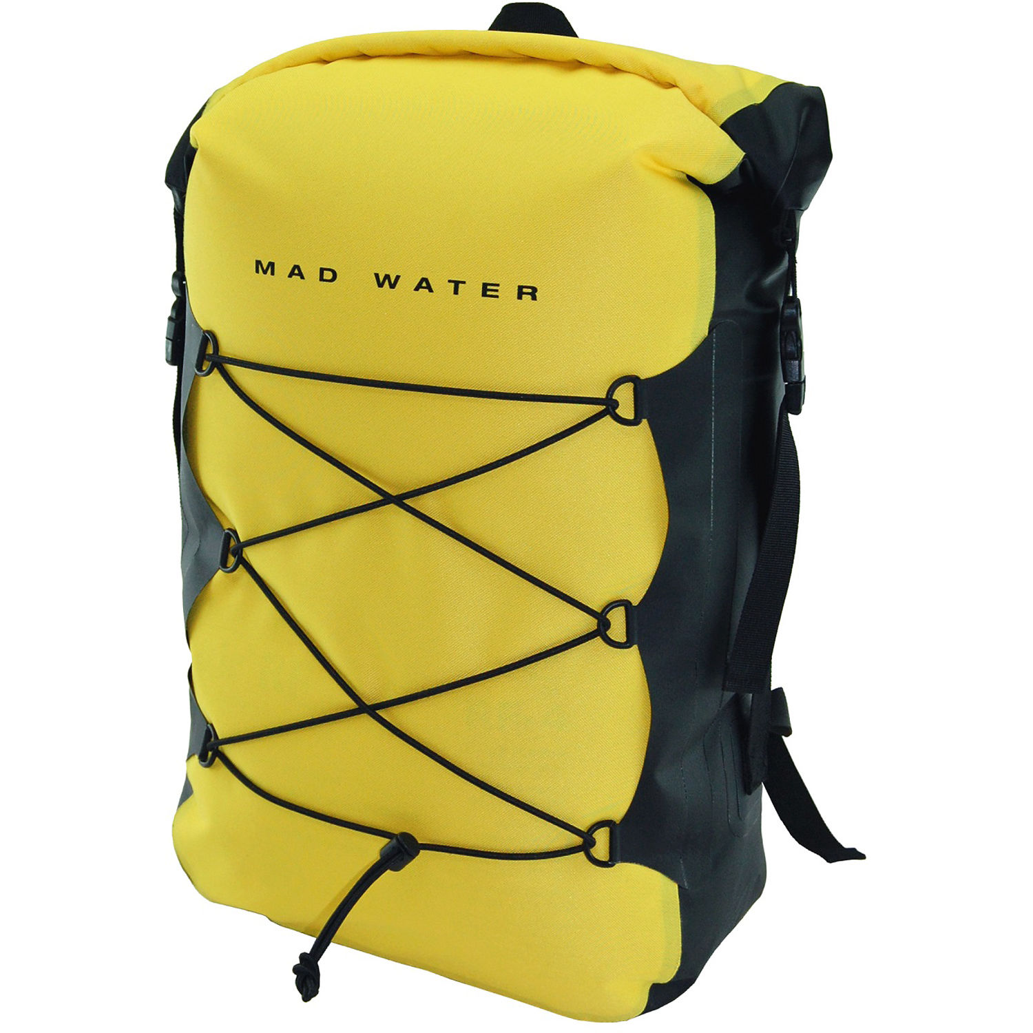 774d574341 Mad Water Classic Roll-Top Waterproof Backpack M43105 B H Photo