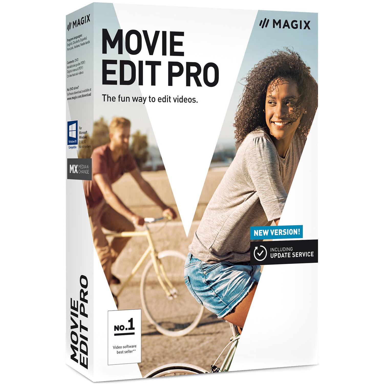 Movie Edit Pro (Box)