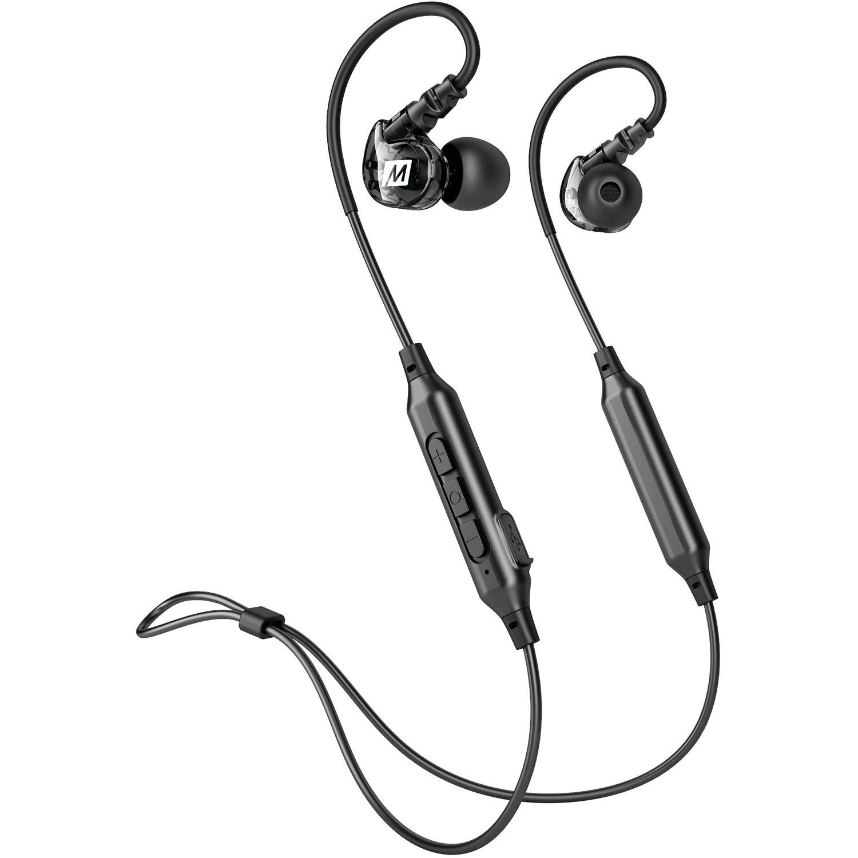 MEE Audio X6 Plus Bluetooth In-Ear Sport EP-X6PLUS-BK-MEE B&H