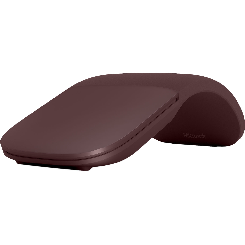 a267e82a136 Microsoft Surface Arc Wireless Mouse (Burgundy) CZV-00011 B&H