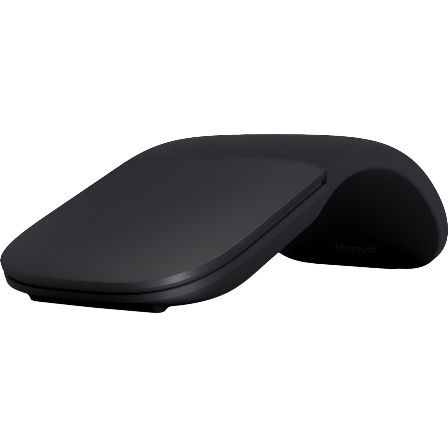 microsoft arc wireless mouse black elg 00001 b h photo video. Black Bedroom Furniture Sets. Home Design Ideas