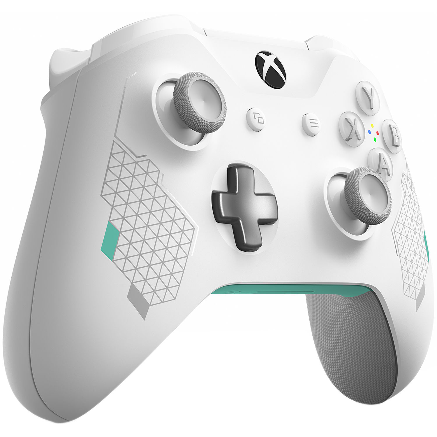 db61d1aaf4f Microsoft Xbox One Wireless Controller (Sport White Special Edition)