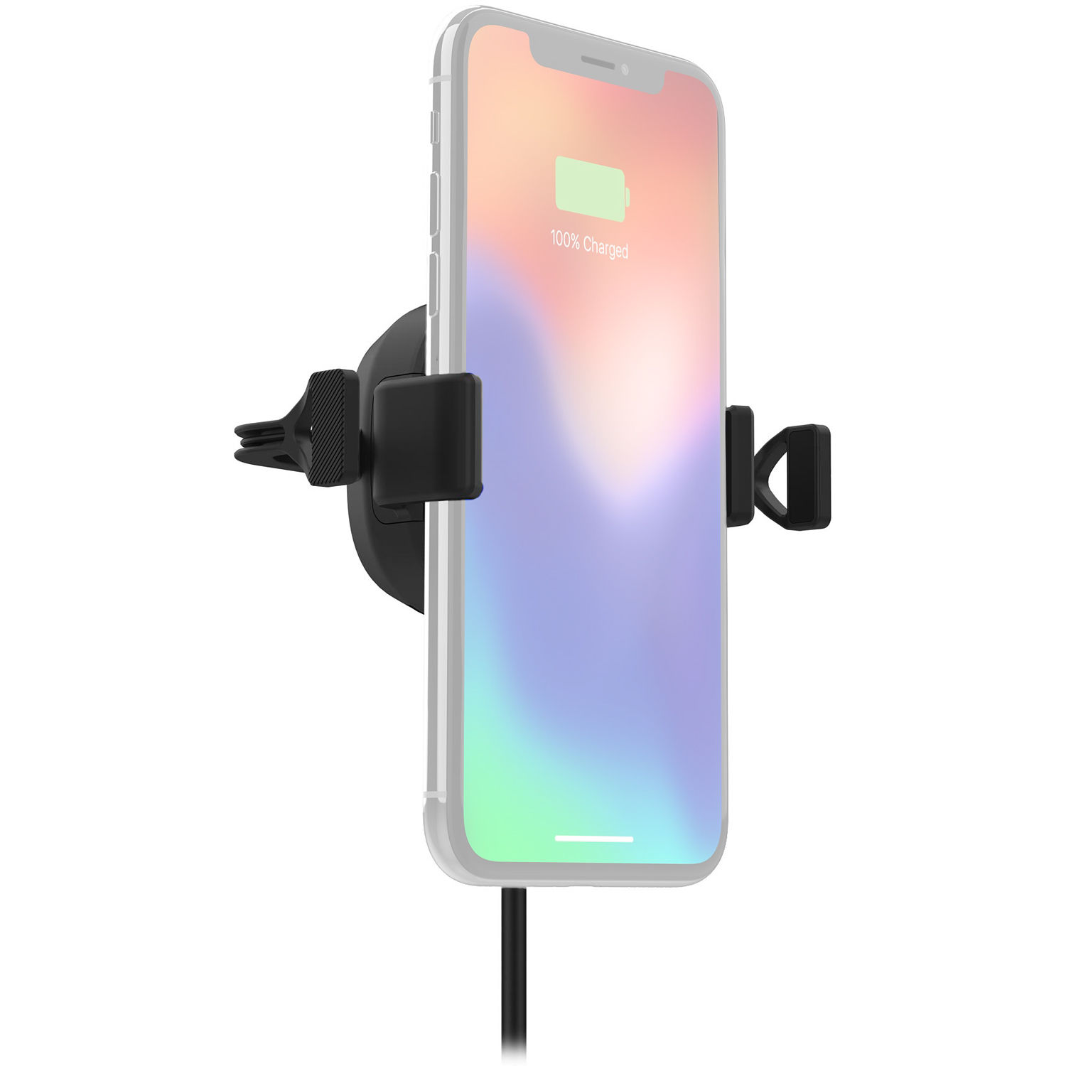 Mophie Charge Stream Vent Mount 409901473 Bh Photo Video Fuse Box Car Smartphone And Case Not Included