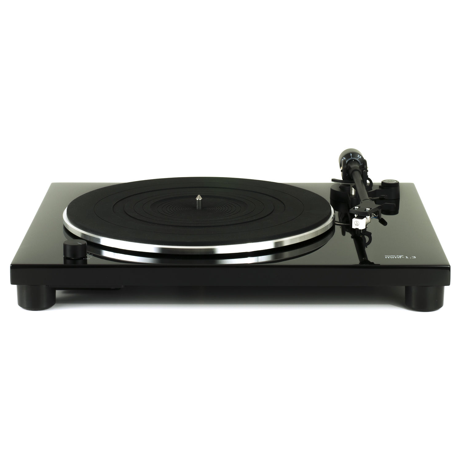 music hall mmf 1 3 stereo turntable mmf 1 3 b h photo video. Black Bedroom Furniture Sets. Home Design Ideas