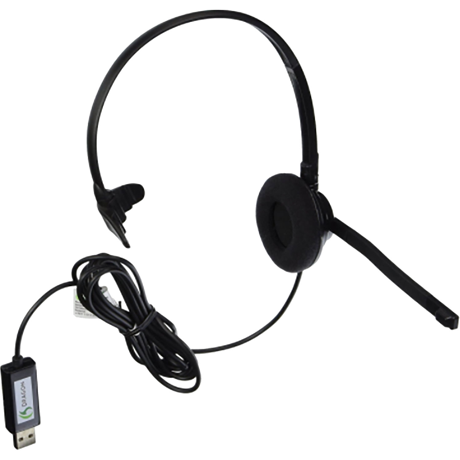 Nuance HS GEN C Stereo Communication Headset With Dragon USB Adapter
