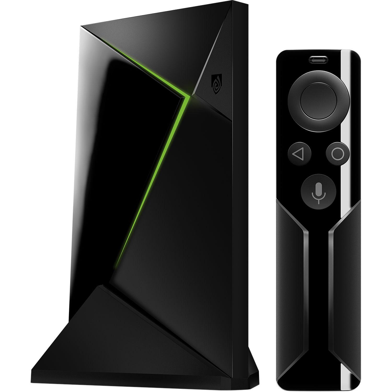 NVIDIA SHIELD TV Streaming Media Player 945-12897-2500-100 B&H
