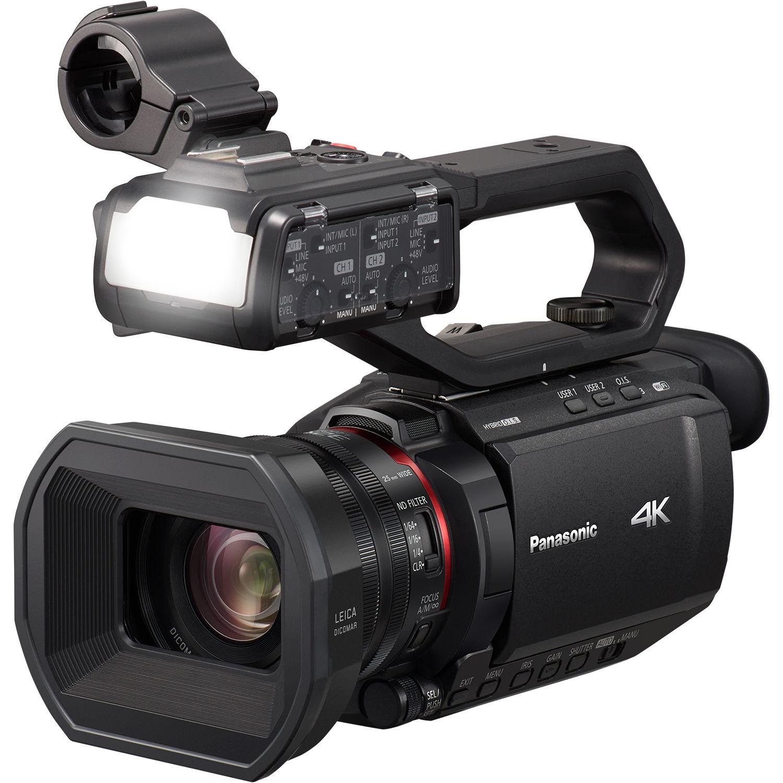 Panasonic AG-CX10 4K Camcorder AG-CX10 B&H Photo Video