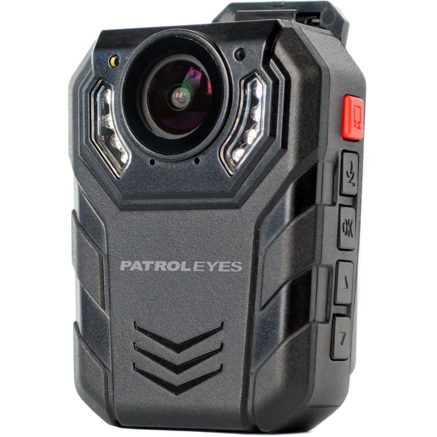 PatrolEyes SC-DV7 Ultra 1296p Body Camera with Night SC-DV7 B&H