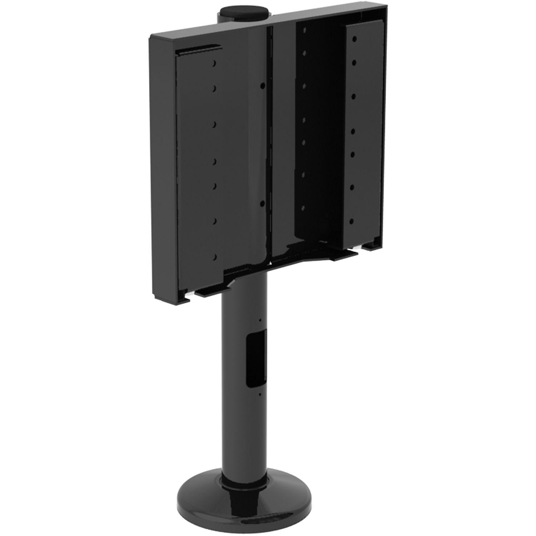 Peerless Av Tabletop Tv Swivel Mount For 32 To Hp437 C61 B H