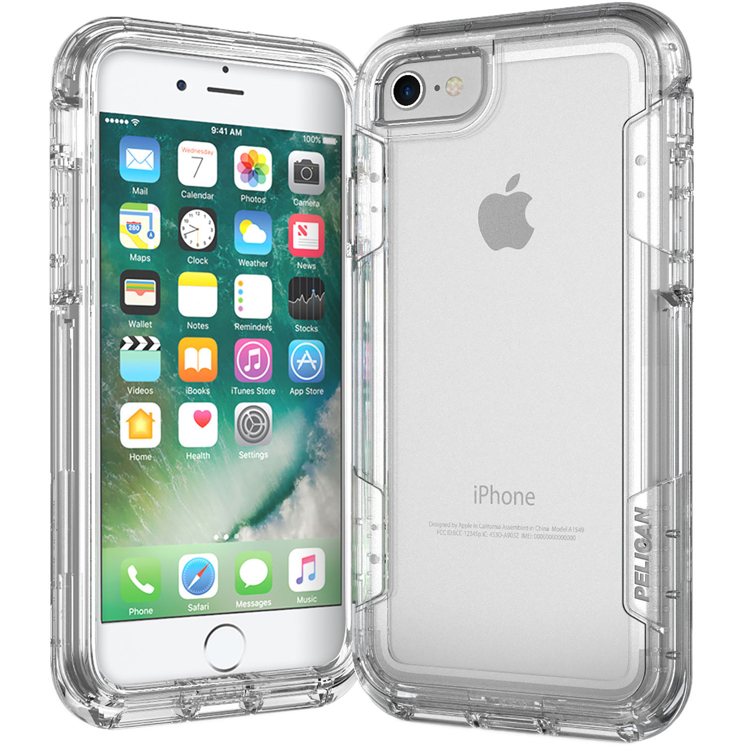 Voyager Iphone  Case