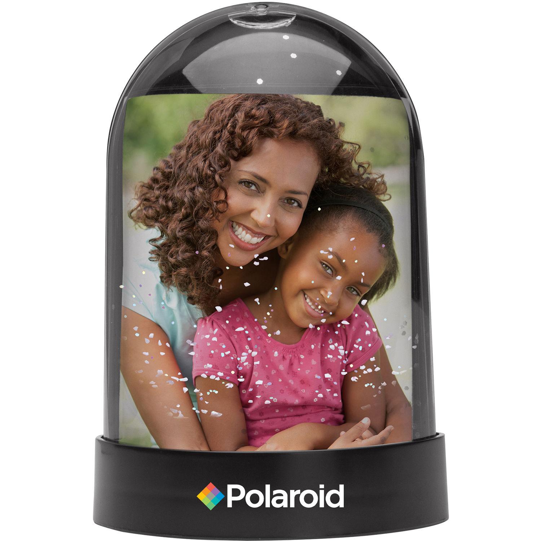 Polaroid Magnetic Snow Globe Photo Frame PL2X3SGM B&H Photo
