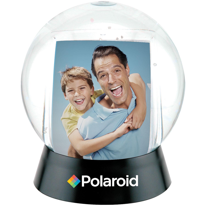 Polaroid Snow Globe Photo Frame Pl2x3sgs Bh Photo Video