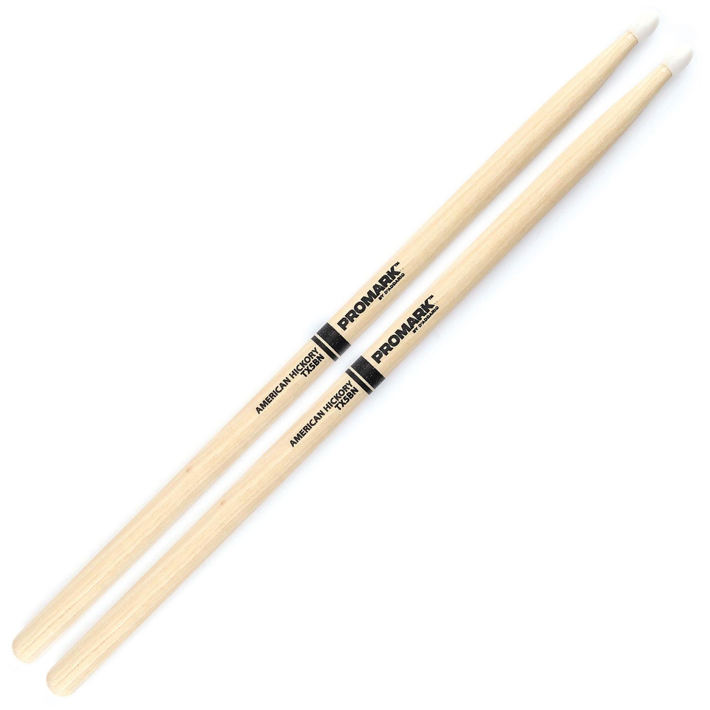 Nylon Drum Sticks : promark tx5bn hickory 5b nylon tip drum sticks by d 39 addario ~ Hamham.info Haus und Dekorationen