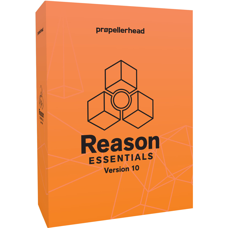 reason essentials 10 download