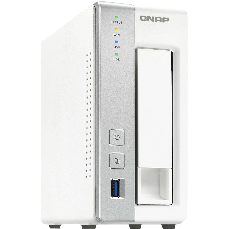 QNAP TS-112 TurboNAS QTS Windows Vista 32-BIT