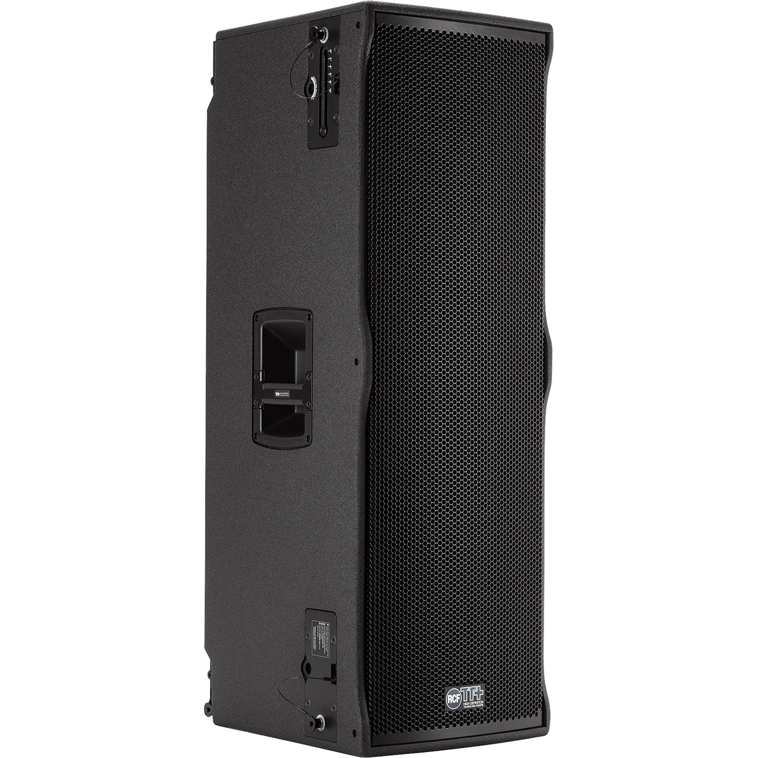 rcf ttl6 as active line array bass module for ttl6 a ttl6 as b h