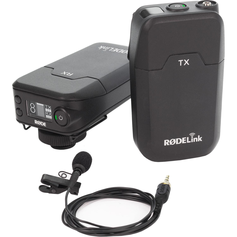 Rode Microphones Rodelink Digital Wireless System : rode rodelink filmmaker kit digital camera mount rodlnk fm b h ~ Russianpoet.info Haus und Dekorationen