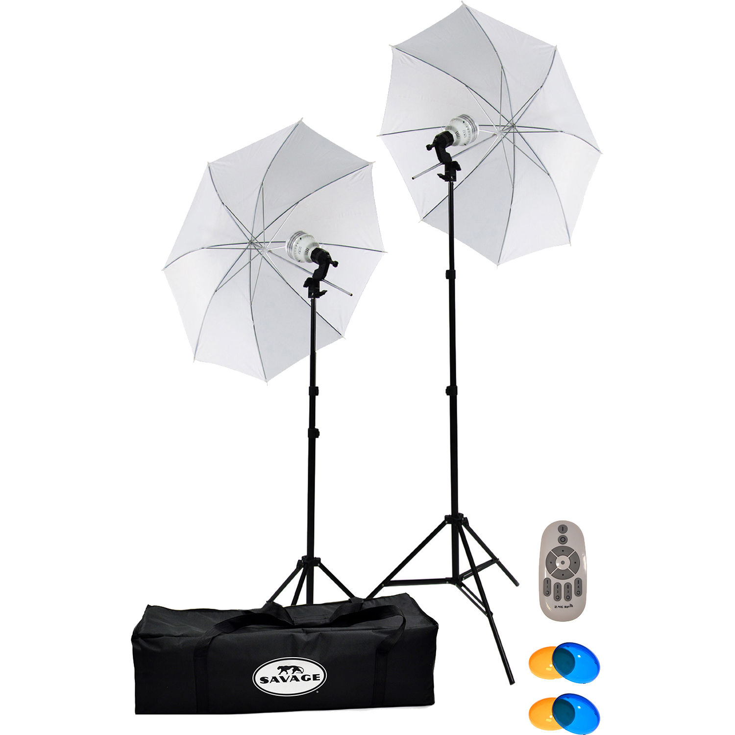 Led Studio Light Repair: Savage Savage 500W LED Studio Light Kit LED60K-R B&H Photo