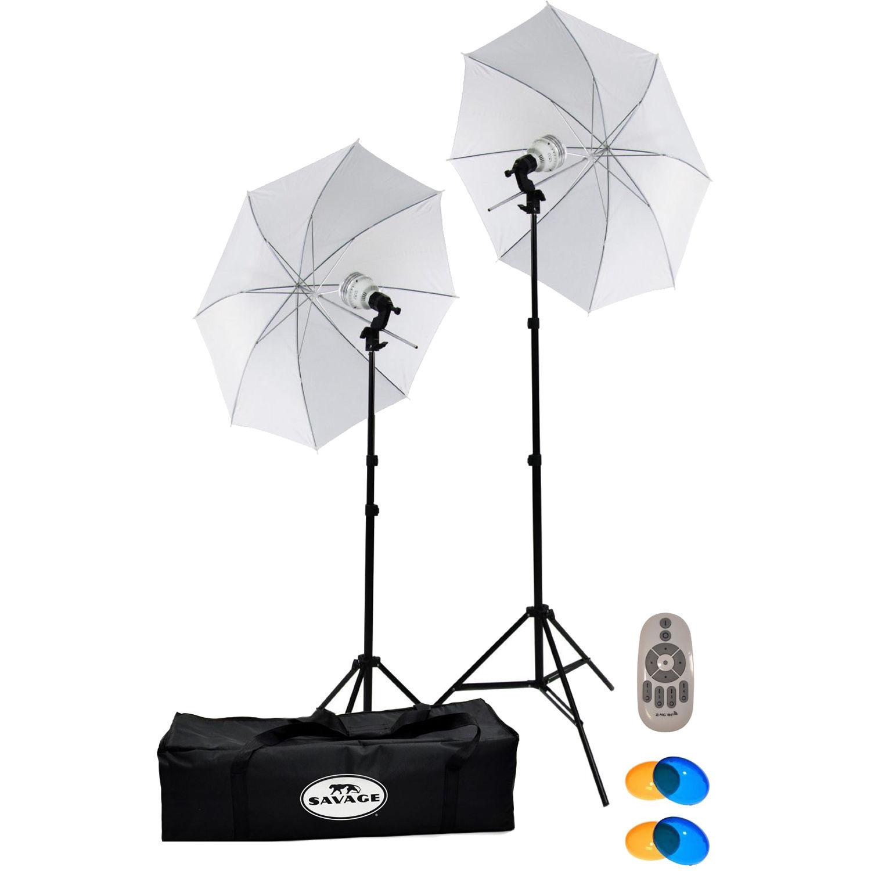 Savage 700W LED Studio Light Kit LED700K B&H Photo Video