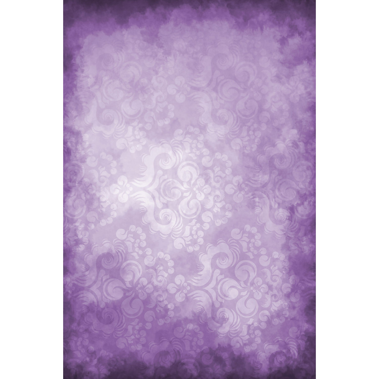 Savage Hazy Purple Floral Printed Vinyl Backdrop 5x7 P Vl738 Wire Wrapped Circuit Board With Glass More