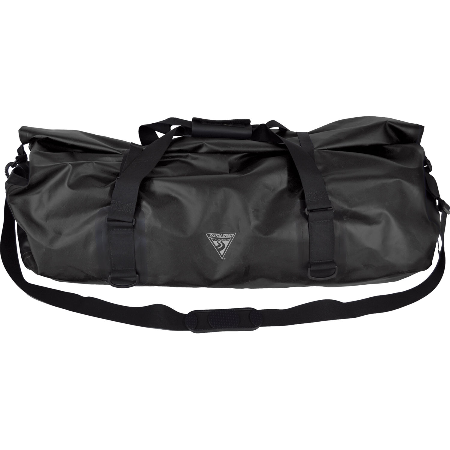Seattle Sports Nav Waterproof Duffel Bag Large 125l Black