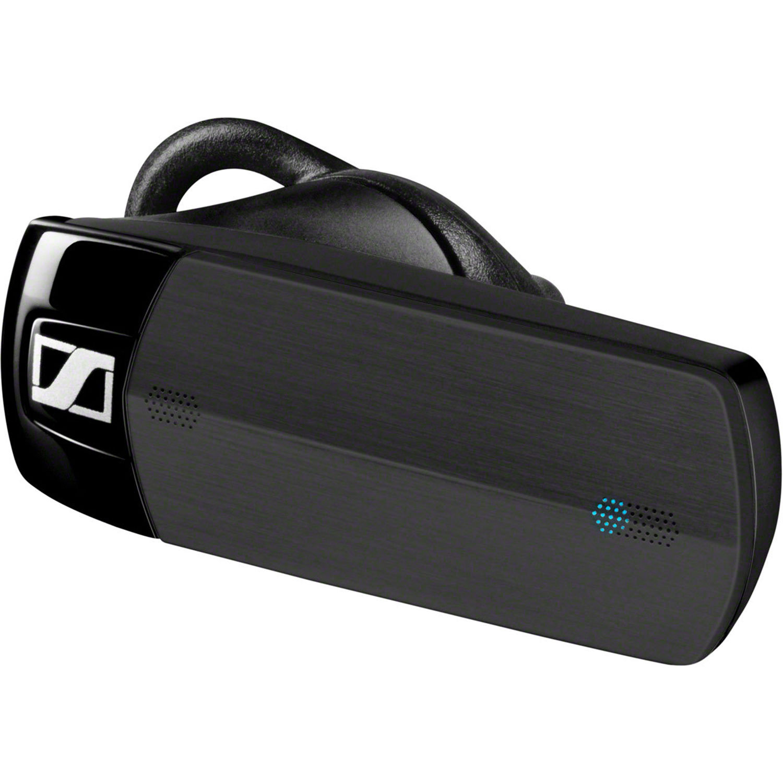 Sennheiser VMX 200-II Bluetooth Headset (Black) 504542 B&H Photo