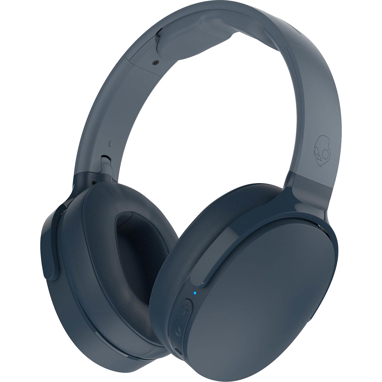 Bluetooth Wireless Headset Over Ear: Skullcandy Hesh 3 Wireless Bluetooth Over-Ear S6HTW-K617 B&H