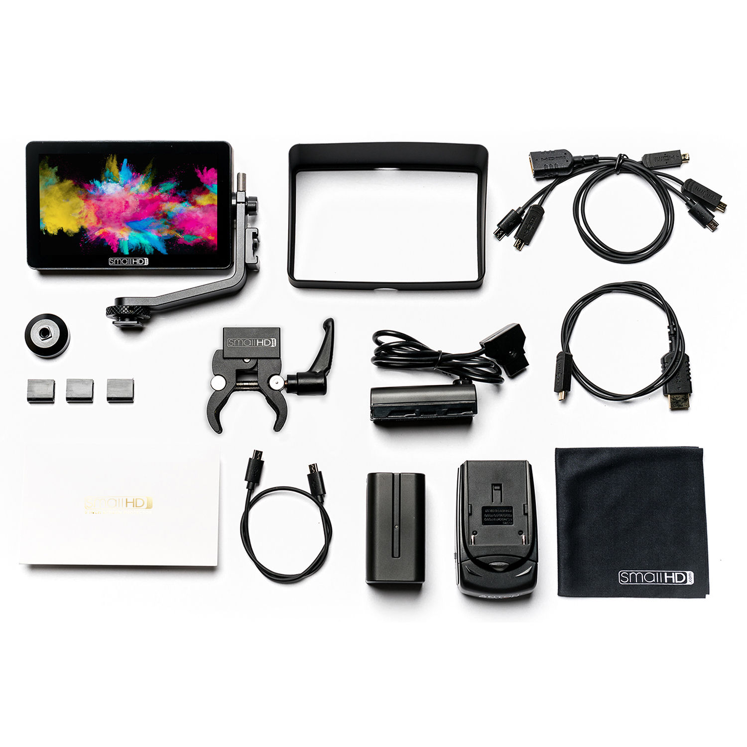 smallhd focus oled hdmi monitor gimbal mon focus oled. Black Bedroom Furniture Sets. Home Design Ideas