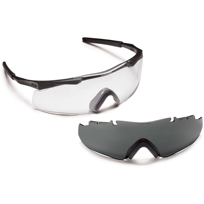 0d828ac238ddb Smith Optics Aegis Arc Compact Protective Eyewear - Field Kit (Black)