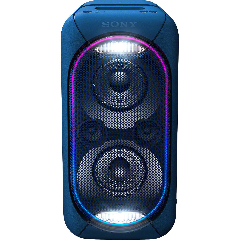 sony gtk xb60 bluetooth speaker blue gtkxb60 l b h photo. Black Bedroom Furniture Sets. Home Design Ideas