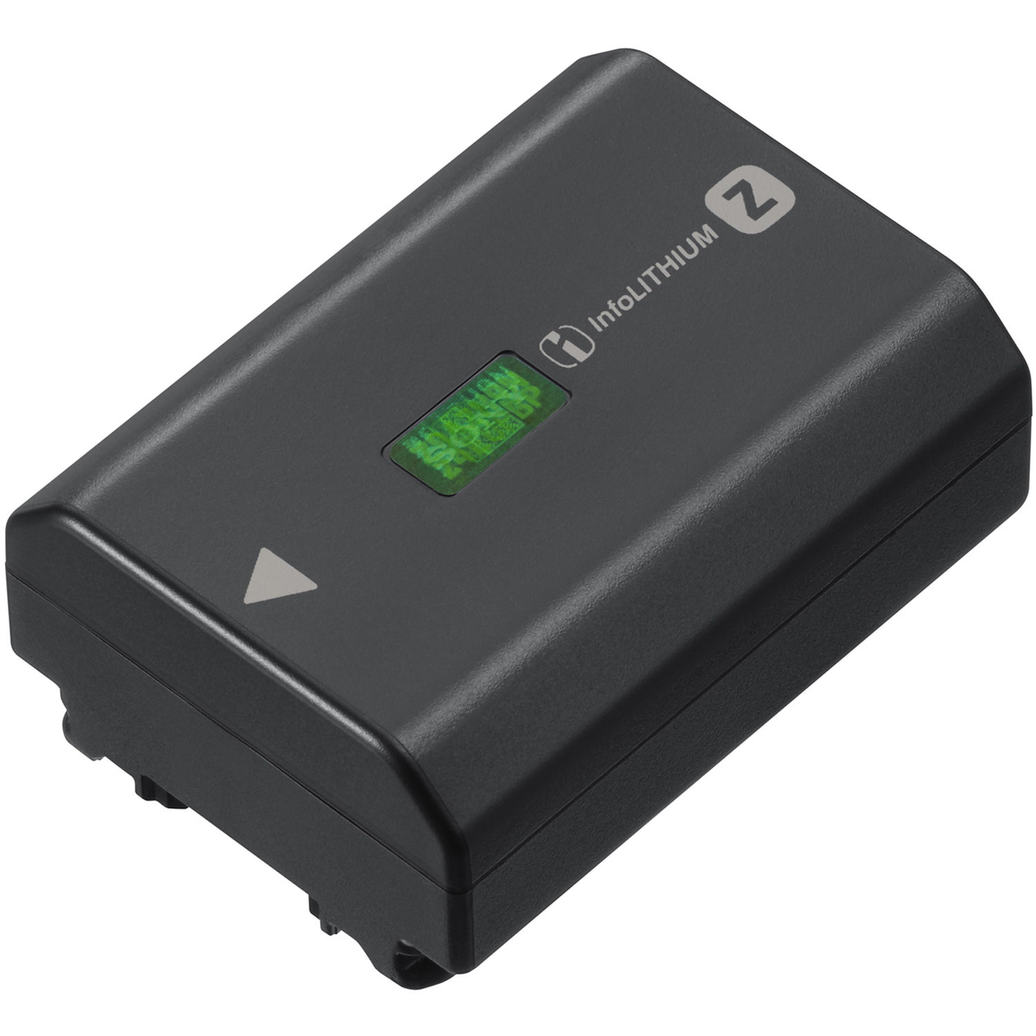 Lithium Ion Battery : Sony np fz rechargeable lithium ion battery mah
