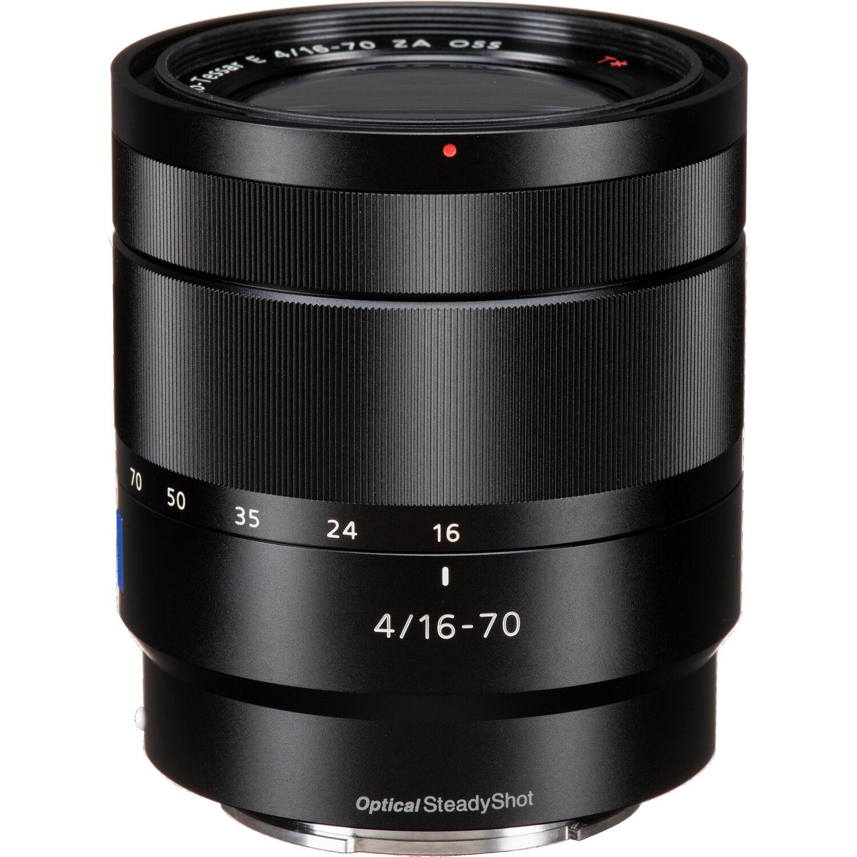 29b70ed35fc07 Sony Vario-Tessar T  E 16-70mm f 4 ZA OSS Lens SEL1670Z B H
