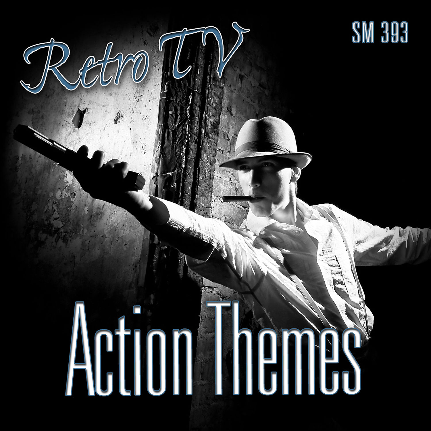 Sound Ideas Retro TV-Action Themes M-SI-RETRO TV ACTION 1648 DN