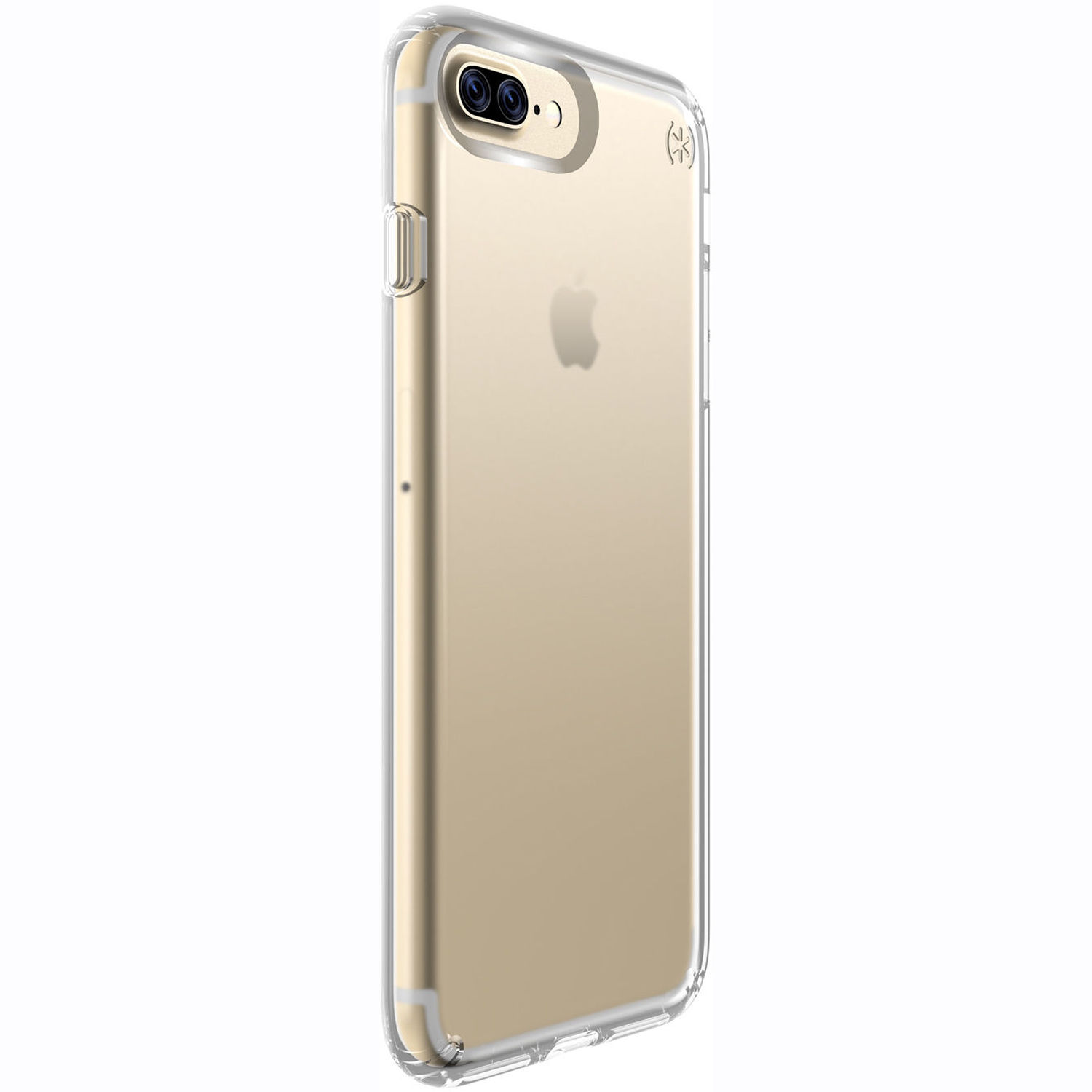 cb73af7713cf Used Speck Presidio Clear Case for iPhone 7 Plus 79982-5085 B H