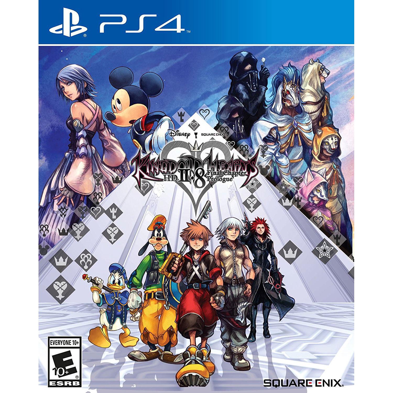 Square Enix Kingdom Hearts Hd 2 8 Final Chapter Prologue 91778