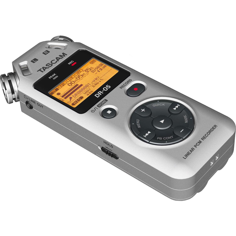 Tascam digital audio recorder : The improv kansas city