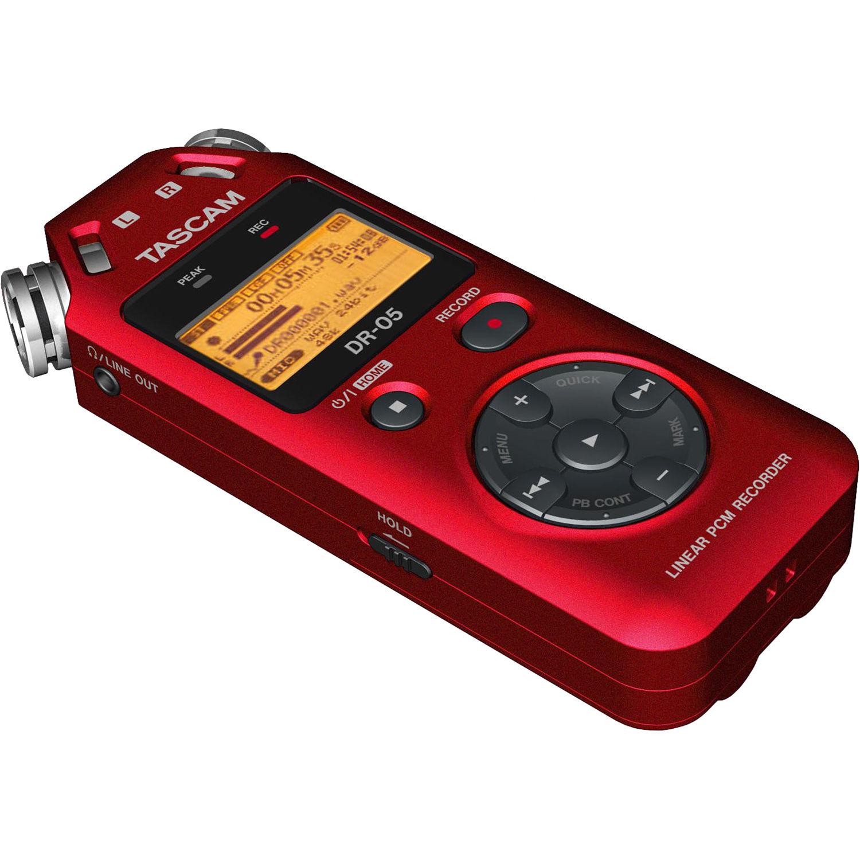 Tascam digital audio recorder - Ball berry