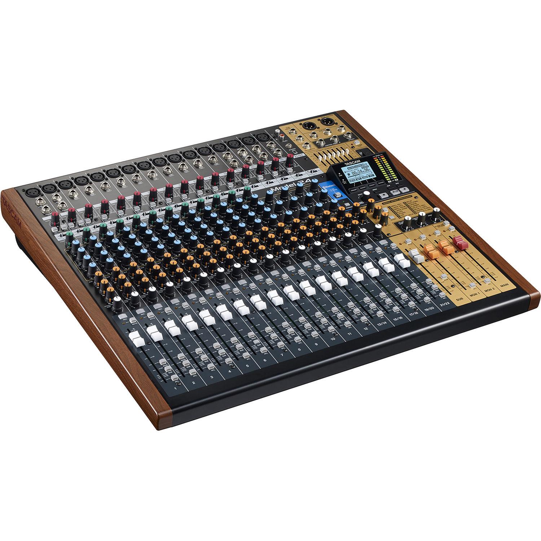 Digital Mixer Recorder : tascam model 24 digital mixer recorder and usb audio model ~ Vivirlamusica.com Haus und Dekorationen