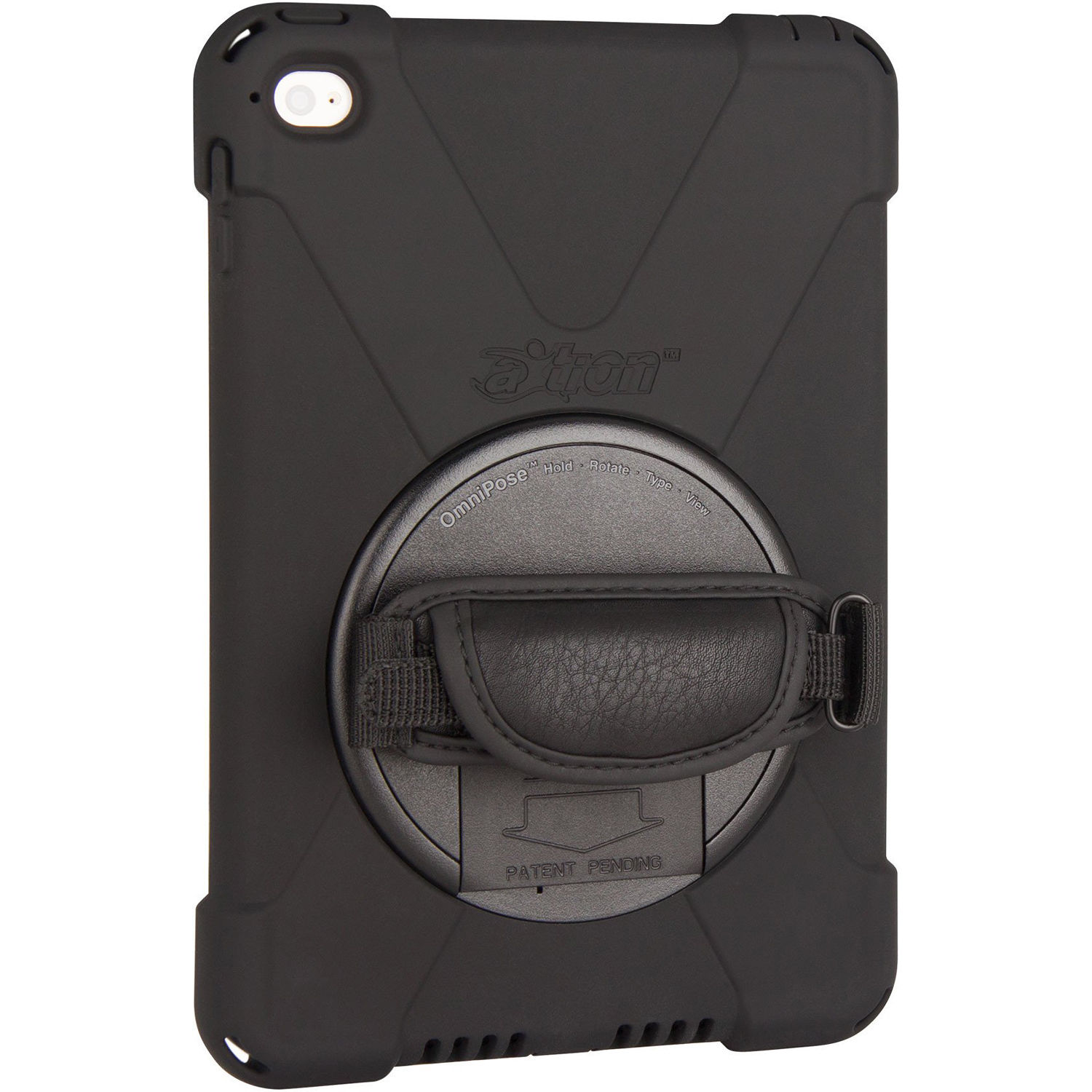 the joy factory axtion bold case with ominipose for ipad