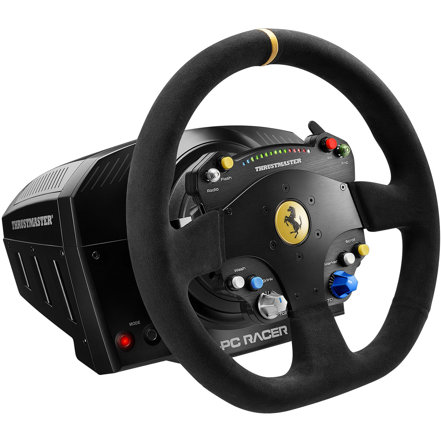 thrustmaster ts pc racer racing wheel 2969103 b h photo video. Black Bedroom Furniture Sets. Home Design Ideas