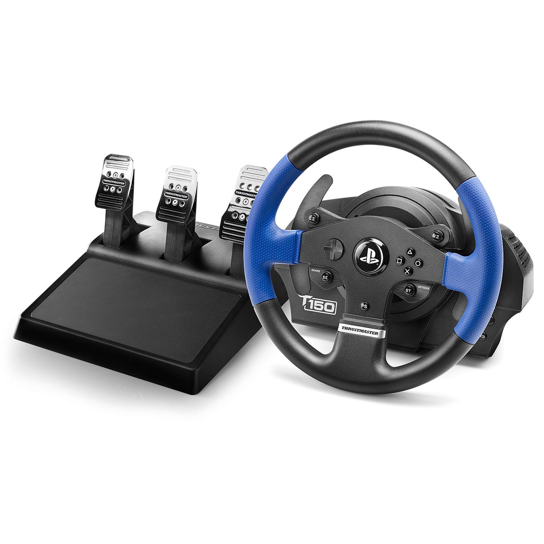 d73a77bcfb6 Thrustmaster T150 PRO Force Feedback Racing Wheel 4169084 B&H