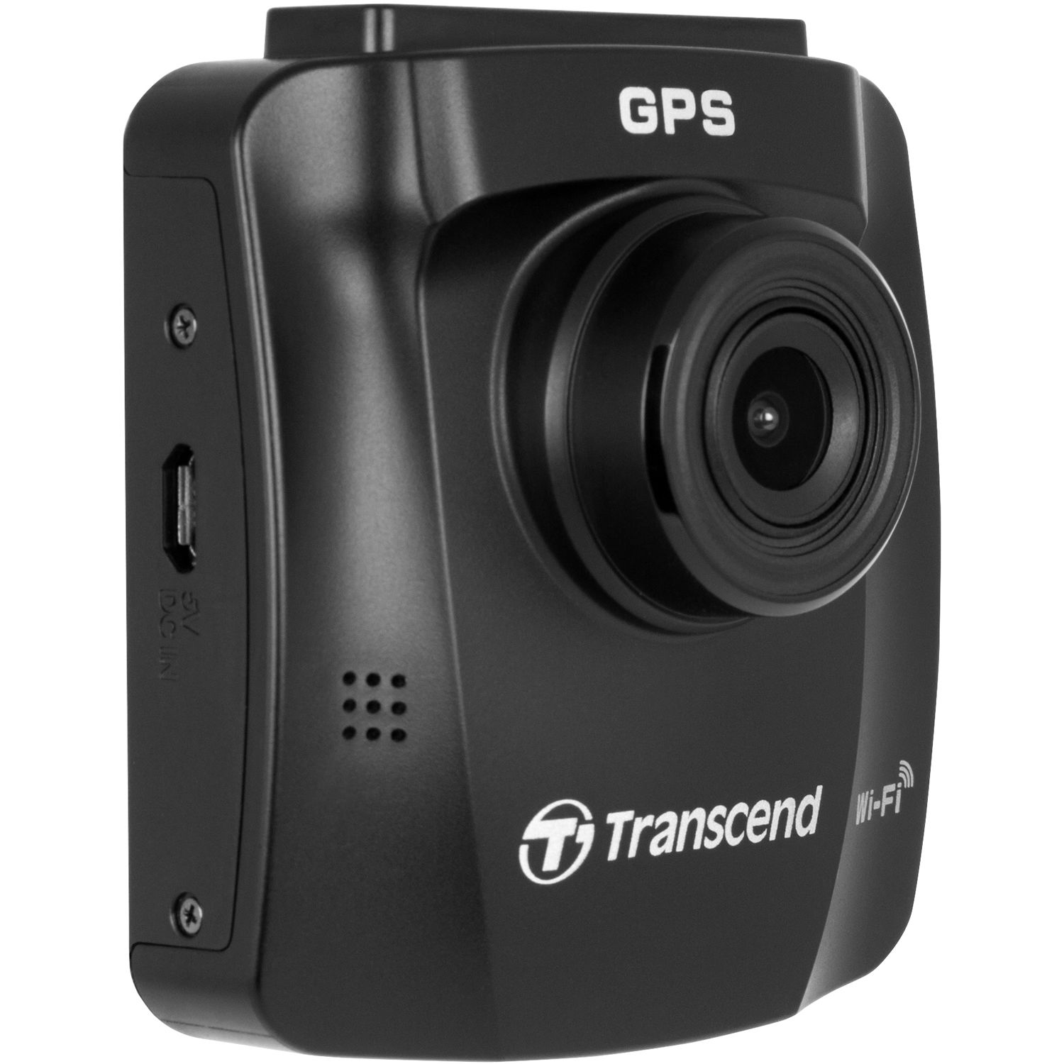 transcend drivepro 230 1080p dash camera ts16gdp230m b h photo