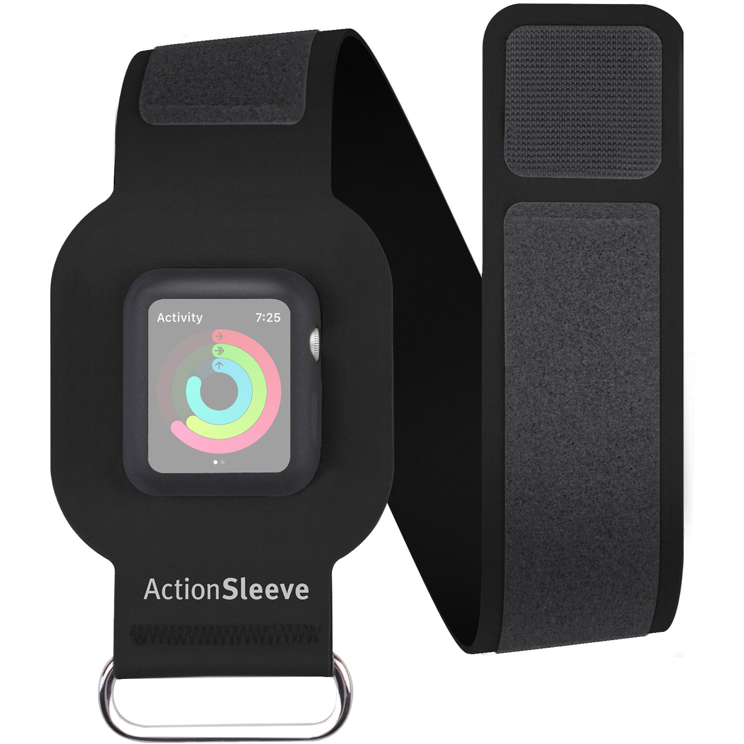 twelve south apple watch  Twelve South ActionSleeve for 38mm Apple Watch (Black) 12-1701