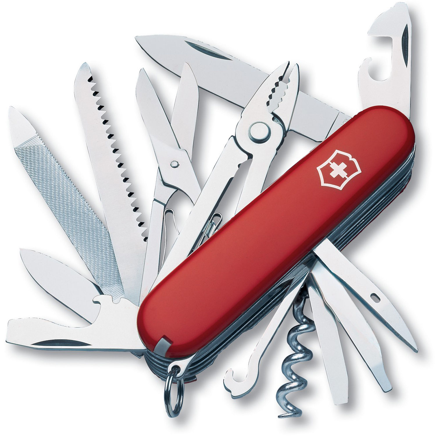 Victorinox Handyman Pocket Knife 53722 B Amp H Photo Video