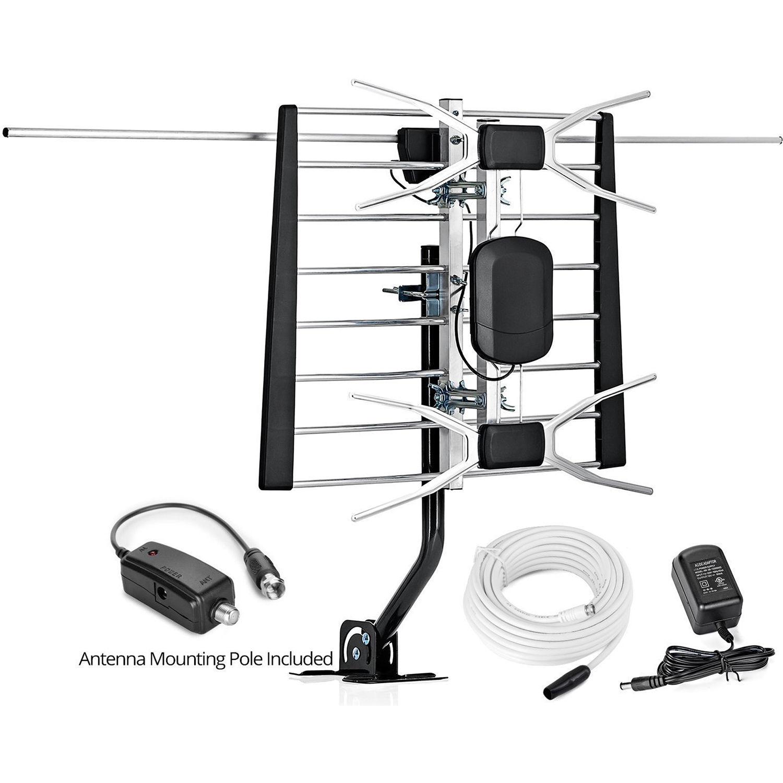 Viewtv Wa 2800 Amplified Indoor Outdoor Attic Digital