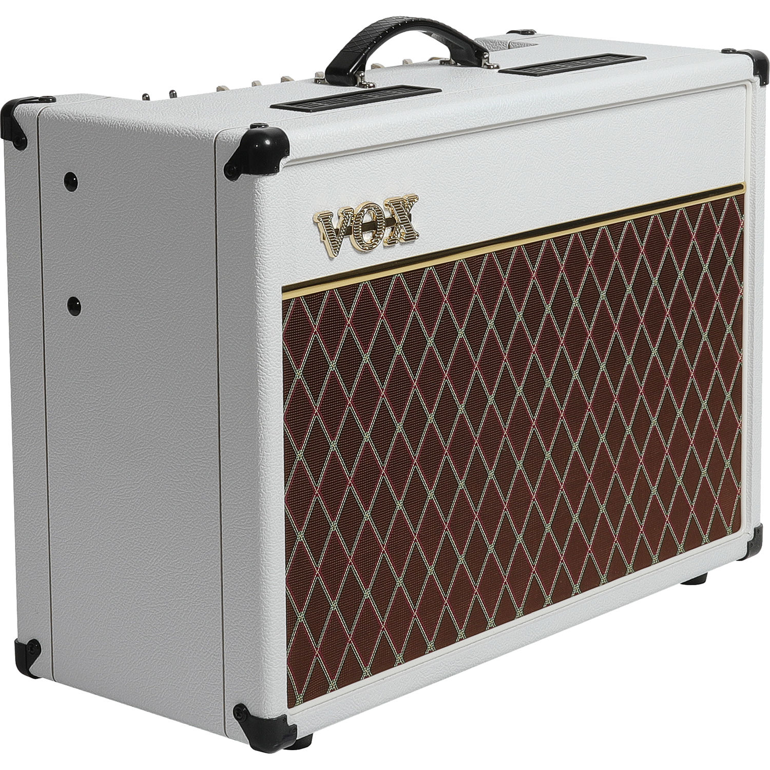 vox ac15c1wb custom 15w 1x12 combo amplifier ac15c1wb b h photo. Black Bedroom Furniture Sets. Home Design Ideas