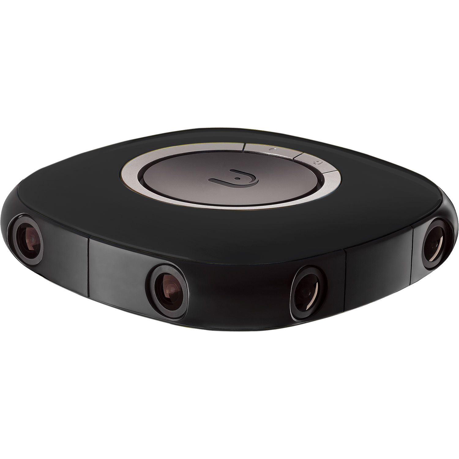 Vuze 4K 3D 360 Spherical VR Camera (Black) VUZE-1-BLK B